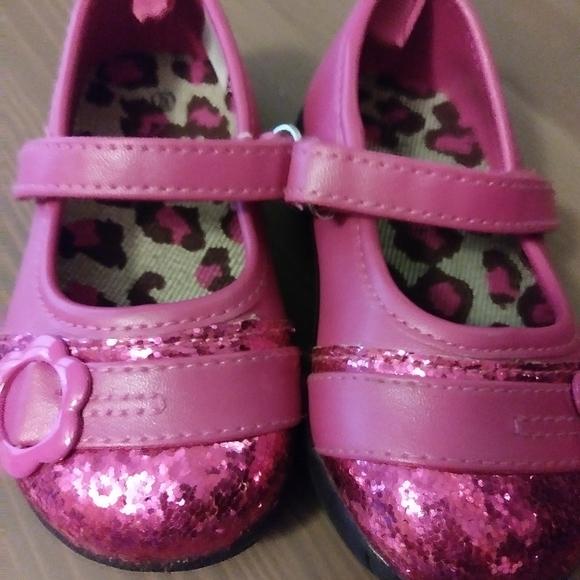 Koala Kids Shoes   Bright Pink Girly